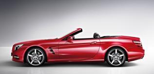 2012 Mercedes-Benz klasy SL