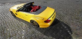 Mercedes SL55 AMG Fostla