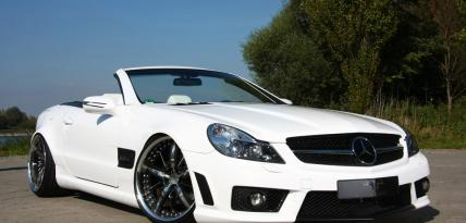 Mercedes Benz SL R230