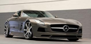 Mercedes-Benz SLS AMG DD Customs