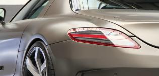 Mercedes-Benz SLS AMG DD Customs