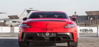 Mercedes SLS AMG Misha Designs