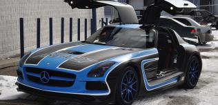 Mercedes SLS AMG Black Series Area 27