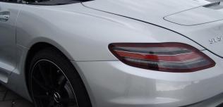 Mercedes-Benz SLS AMG Roadster Inden Design