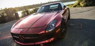 Mercedes Benz SLS AMG The R's Tuning