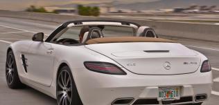Mercedes SLS AMG GT Roadster