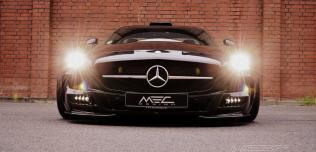 Mercedes-Benz SLS AMG MEC Design