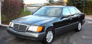 Mercedes W140 600 SEL