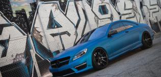 Mercedes CL63 AMG ADV.1 Wheels