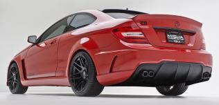 Mercedes C63 AMG Misha Design