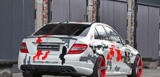 Mercedes C63 AMG MC 660 MCchip