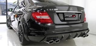 Mercedes C-Class Coupe Expression Motorsport