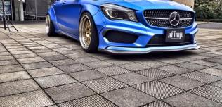 Mercedes CLA Fairy Design