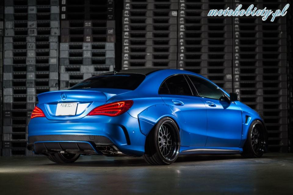 Mercedes CLA Fairy Design