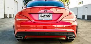 Mercedes CLA TAG Motorsport