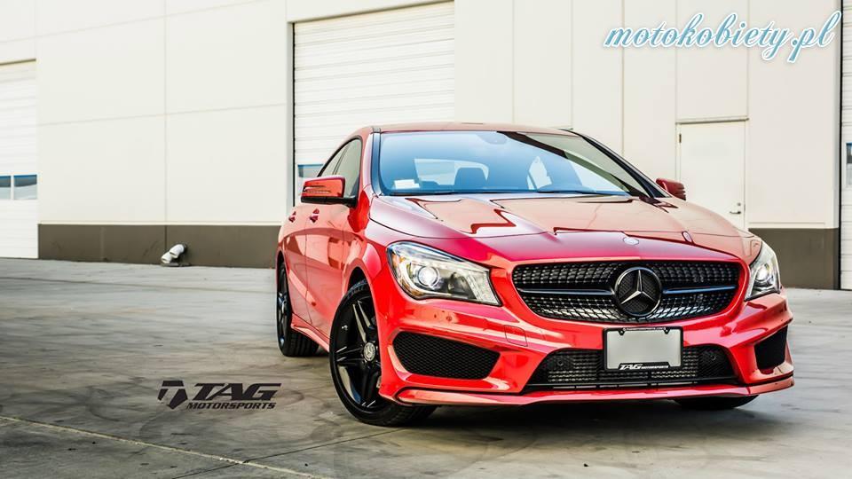 Mercedes CLA TAG Motorsport