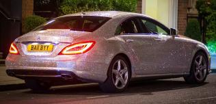 Mercedes kryształy