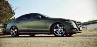 Mercedes-Benz CLS Fosla