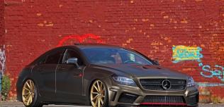 Mercedes CLS 350 CDI Fostla