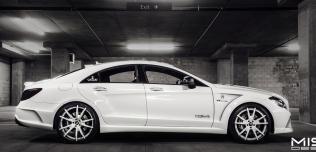 Mercedes CLS63 AMG Misha Design