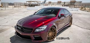 Misha Designs Mercedes-Benz CLS