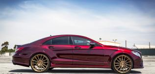 Misha Designs Mercedes-Benz CLS