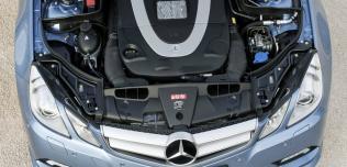 Mercedes klasy E Cabrio