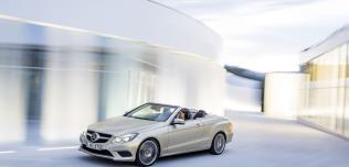 2014 Mercedes E Coupe i Cabriolet