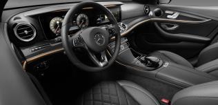 Mercedes klasy E 2017