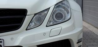 Mercedes Benz E Coupe 500
