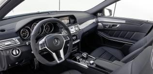 Mercedes E63 AMG