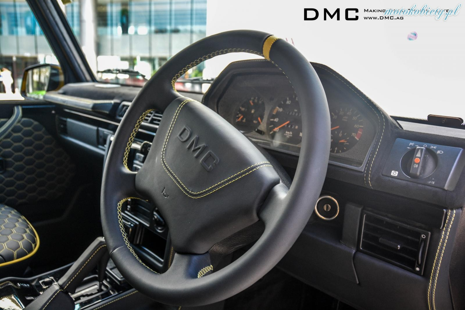 Mercedes G88 DMC