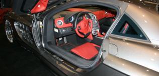 Mercedes SLR McLaren FAB Design