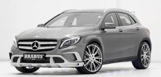 Mercedes-Benz GLA Brabus