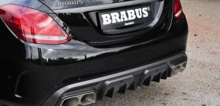 Mercedes C63 AMG S Brabus