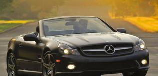 Mercedes-Benz SL550 Night Edition