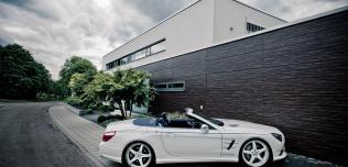 Mercedes-Benz SL 500 Graf Weckerle