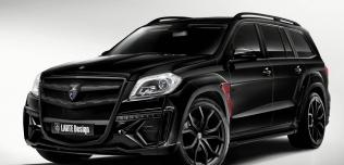 Mercedes GL Larte Design