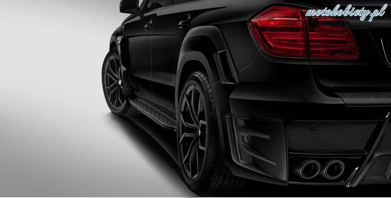 Mercedes GL Larte Design