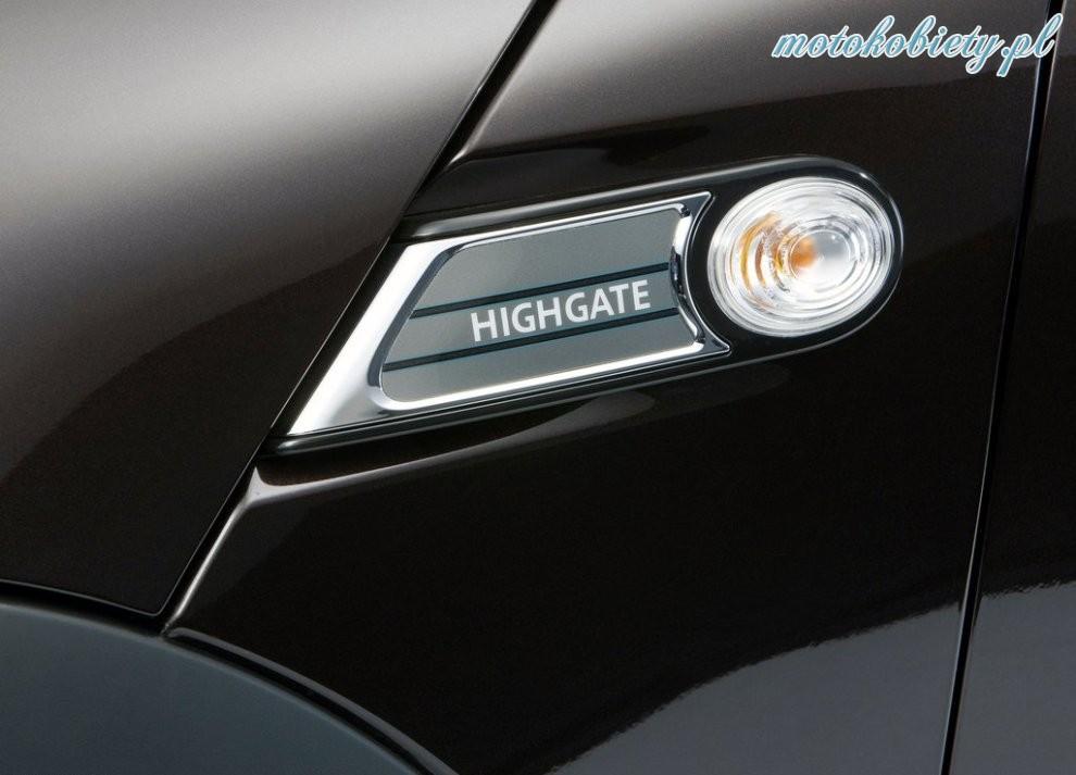 Mini Convertible Highgate