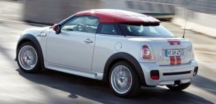 MINI Cooper Coupe 2012