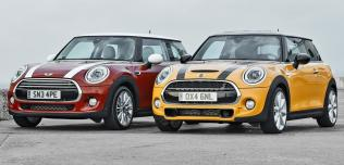 Nowe MINI Cooper and MINI Cooper S