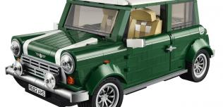Mini Cooper LEGO