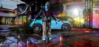 MINI Paceman Painter Works Carlex Design