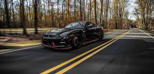 Nissan GT-R Hyprpwr Phtgrphy