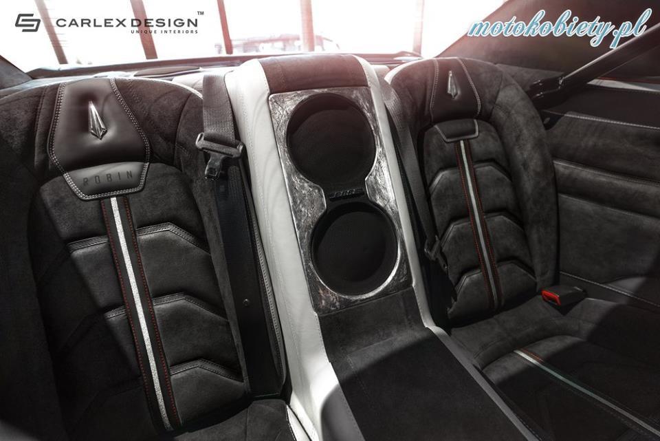Nissan GT-R Carlex Design