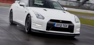 Nissan GT-R Track Pack Edition