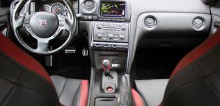 2013 Nissan GT-R Black Edition
