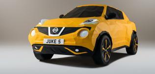 Nissan Juke Origami