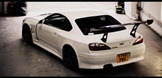 Nissan S15 SILVIA